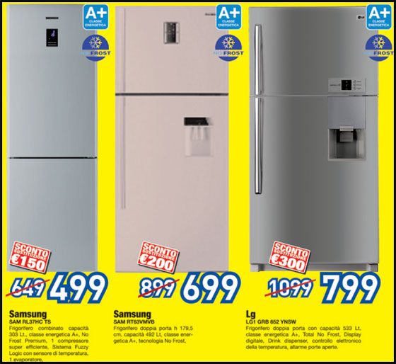 incentivi sostituzione fino a 400 euro su frigo classe a. Black Bedroom Furniture Sets. Home Design Ideas